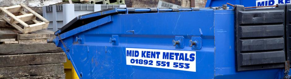Hiring skips in Kent